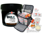 MUSASHI PROTEINA BULK MASS GAIN 5,5 LBS + BOLSO FITMARK THE BOX
